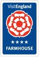 Visit Englandl - Awarded 4 Star Farmhouse Accommodation