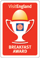 Visit England - Breakfast Award
